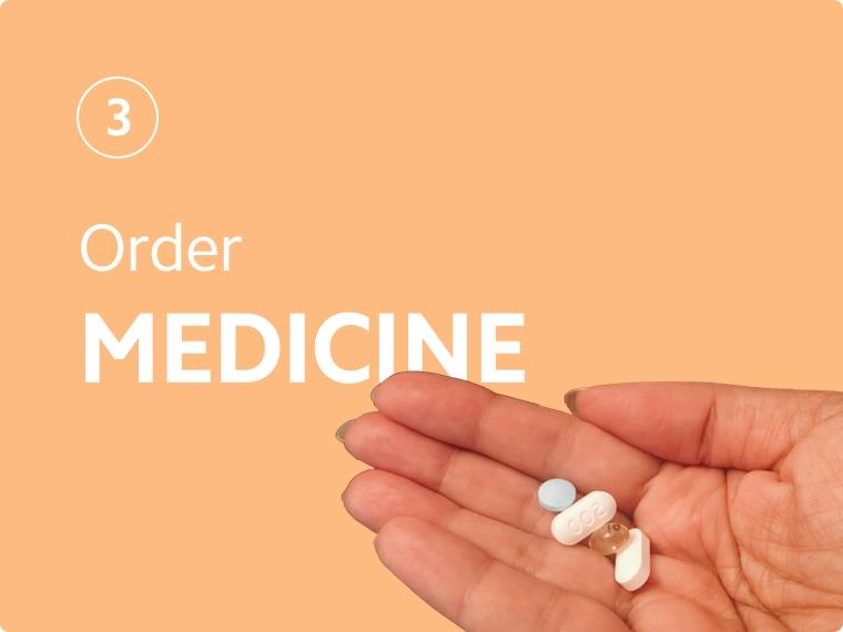 Order medicine