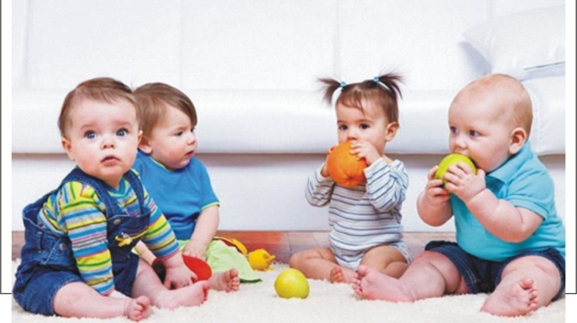 Even Babies Can Be Trained to Eat Right