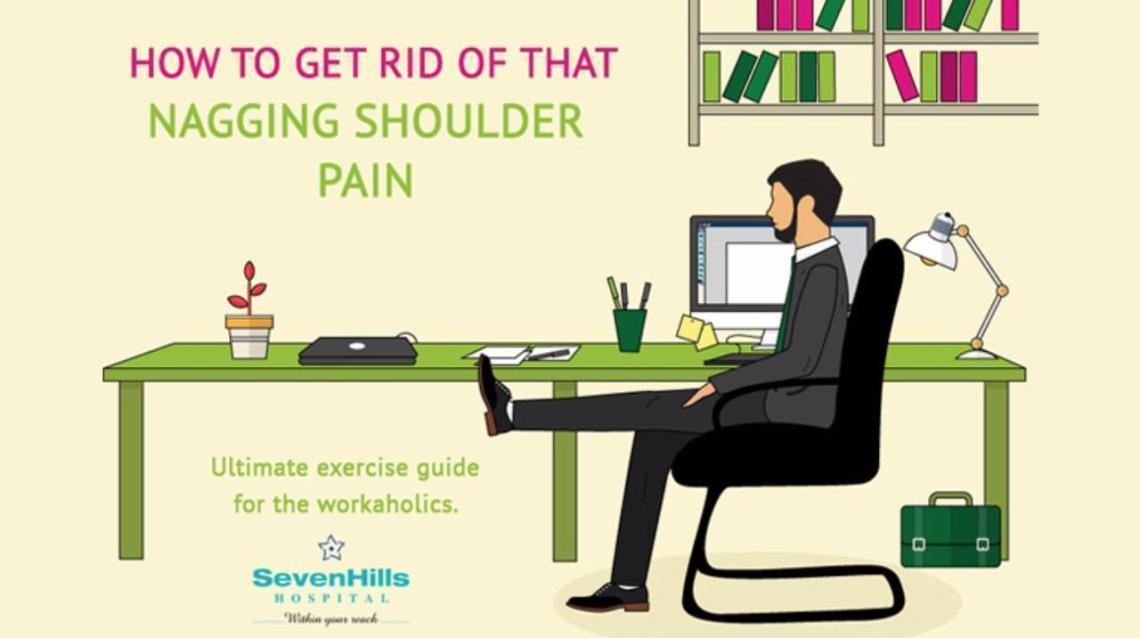 How to Get Rid of That Nagging Shoulder Pain: Ultimate Exercise Guide for Workaholics