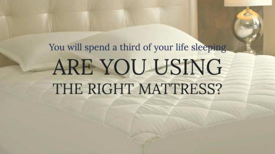 Which Mattress to Use, Doc?