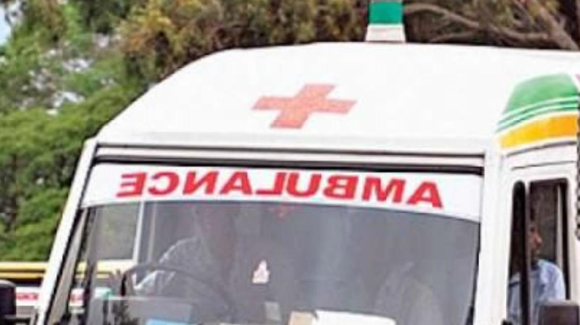 Ambulance With Siren & Lights? - Give Way Asap