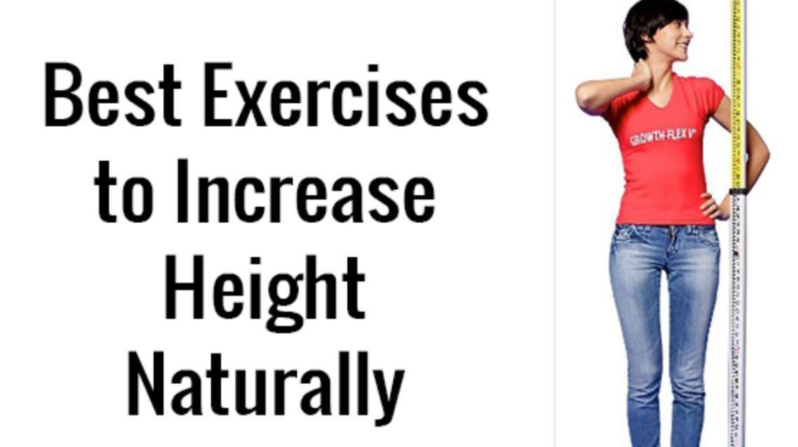 Best Exercises to Increase Height Naturally