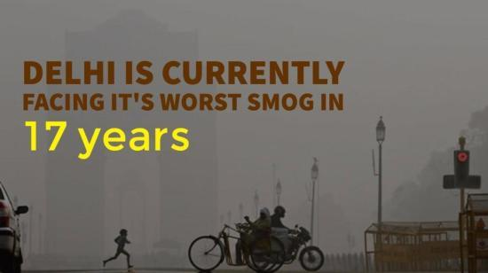 How You Can Cope With Delhi Smog