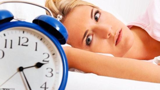 No Sleep Means Poor Health!