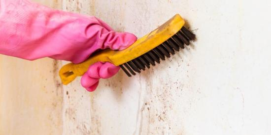 Cleaning rooms and surfaces