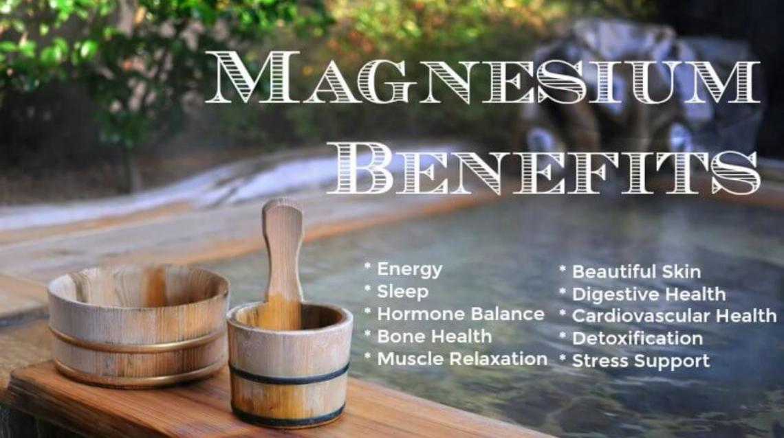 Magnesium- the Wonder Mineral !!!!