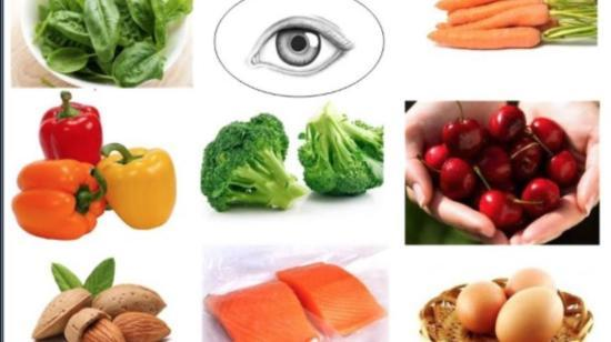 Eating for Healthy Eyes