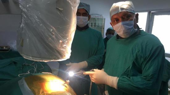 Transforaminal Endoscopic Discectomy