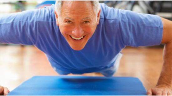 Physiotherapy and Older People