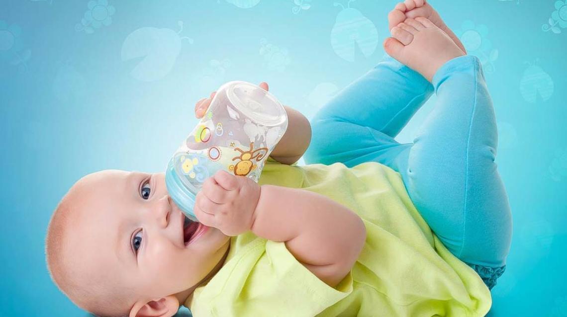 Throttle the Baby Bottle.