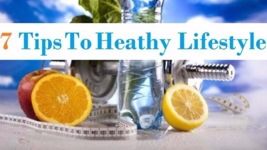 7 Tips to Healthy Lifestyle