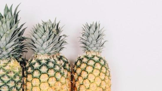 Bothered by cough? Try Some Pineapple