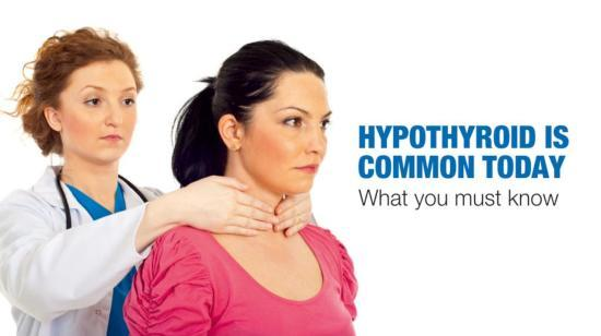 Effects of Hypothyroid on Skin ,Hair & Nails