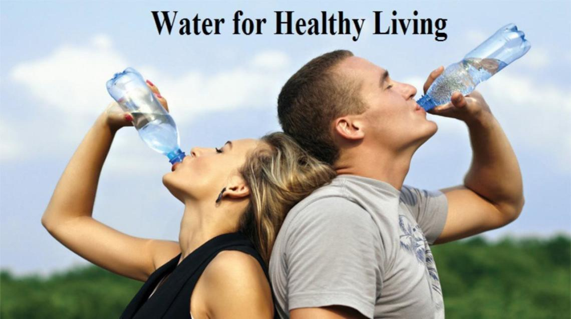 What Is the Role of Water for Healthy Living?