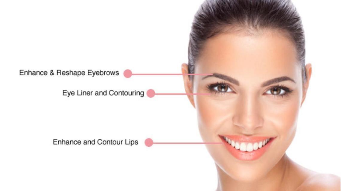Semi – Permanent Makeup
