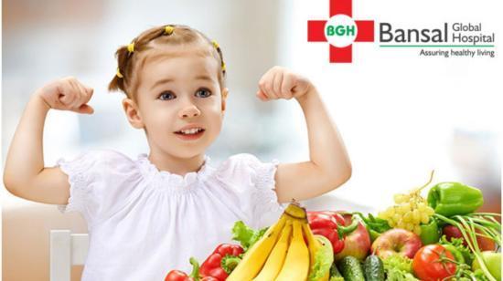 Kids Diet Clinic at Bansal Global Hospital