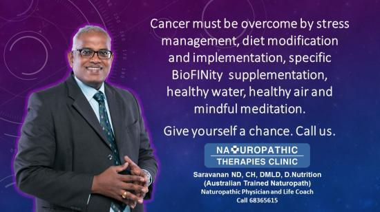 Heal From Cancer Naturally.