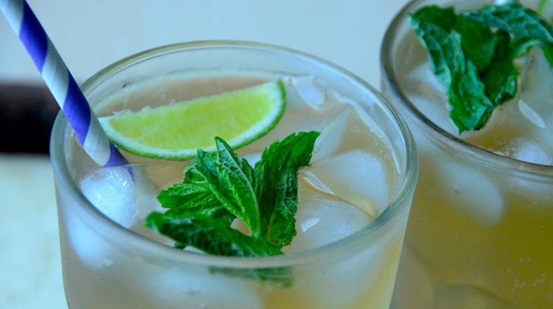 Ayurvedic 'Mocktails' Cheers……………
