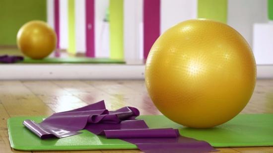Should I Take My Gym Ball to Work?