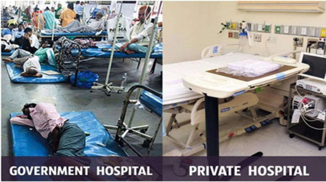What's the Difference Between Government-Aided Hospitals and Private Hospitals?