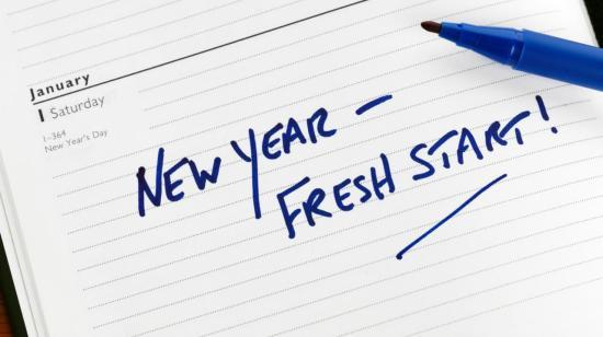 A List of the 'Not-So-Usual' New Year's Resolutions for 2018
