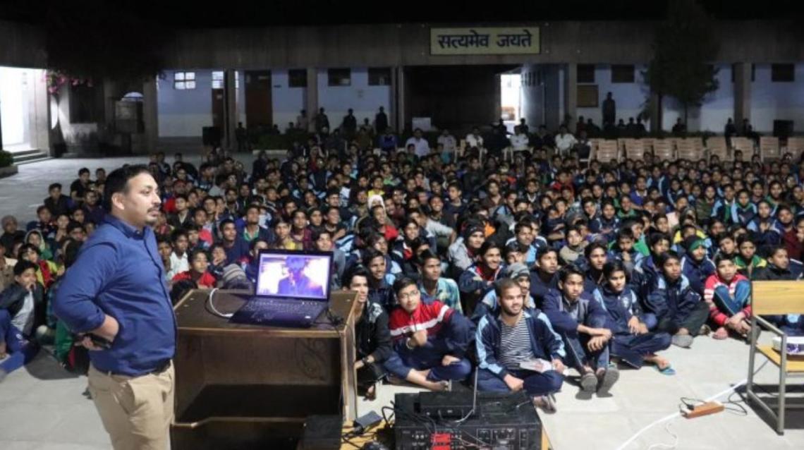 Mindroot Seminar for Mental Health Awareness @ Jnv Bundi