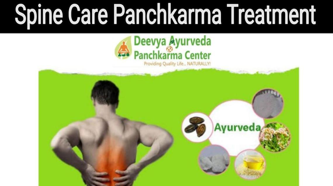 Back Pain (Lumbar Spondylosis) Treatment With Panchkarma and Ayurveda