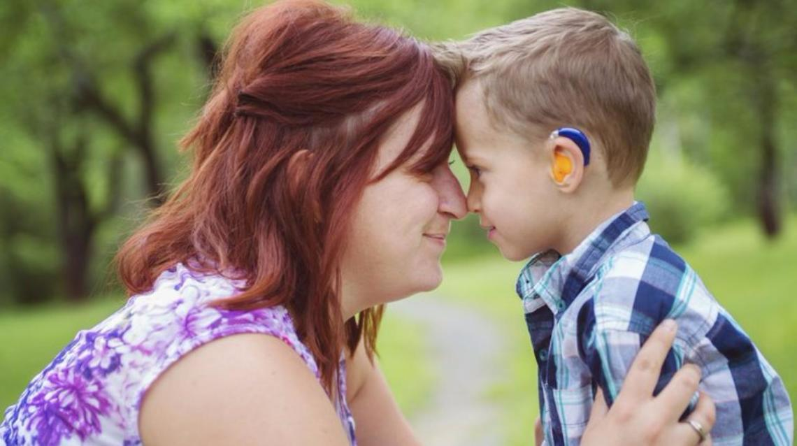 Important Info for Parents of Young Babies With Hearing Loss