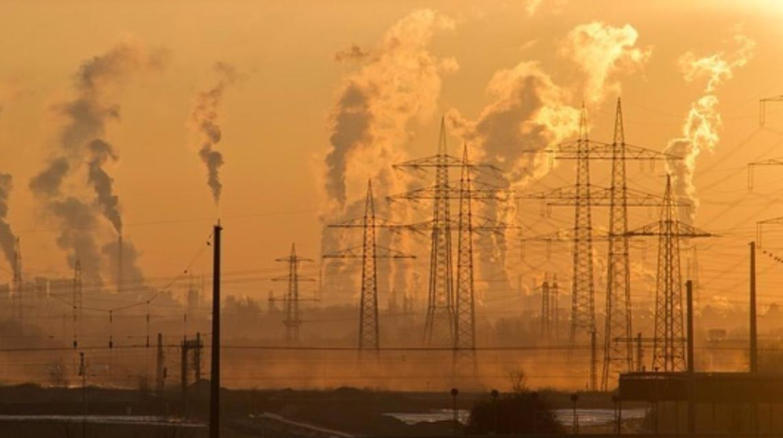 Problems Associated With Air Pollution.