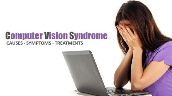 Do You Work on Computer for Long Hours? You Could Be Suffering From Computer Vision Syndrome!
