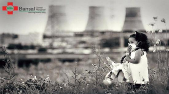 Effects of Air Pollution on Children