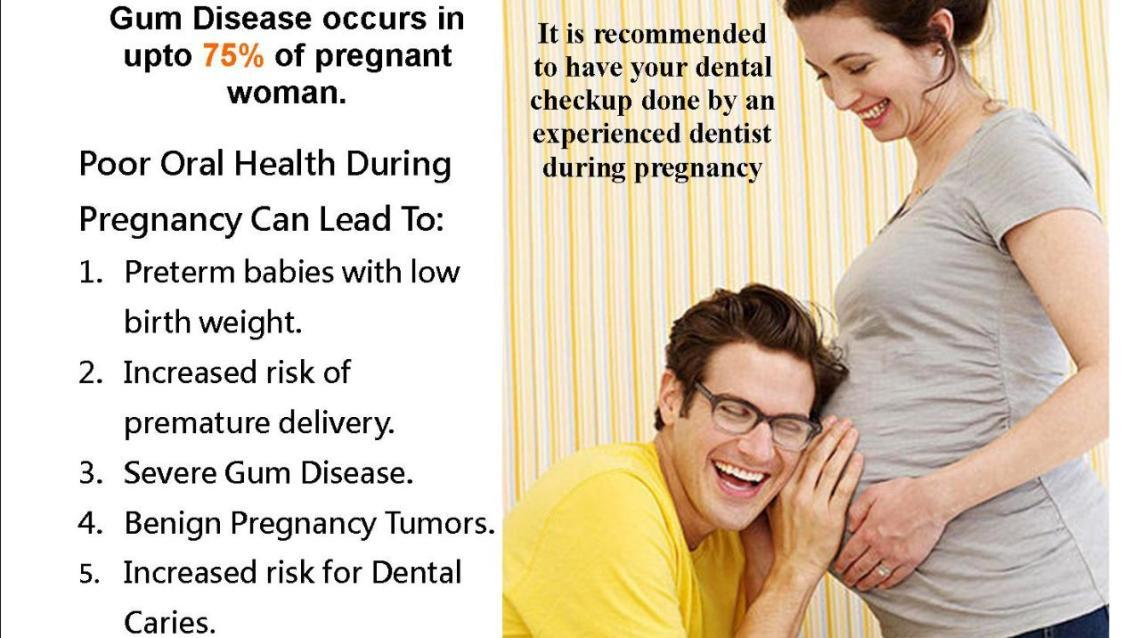 Pregnancy, Oral Health and Your Baby