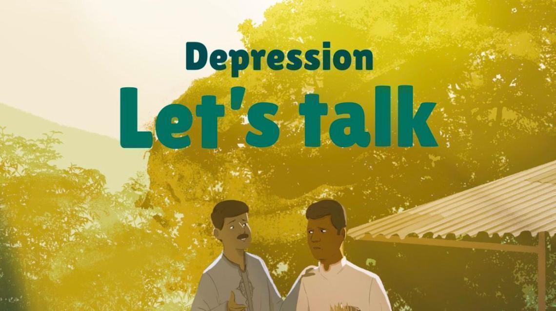 Let's Talk Depression