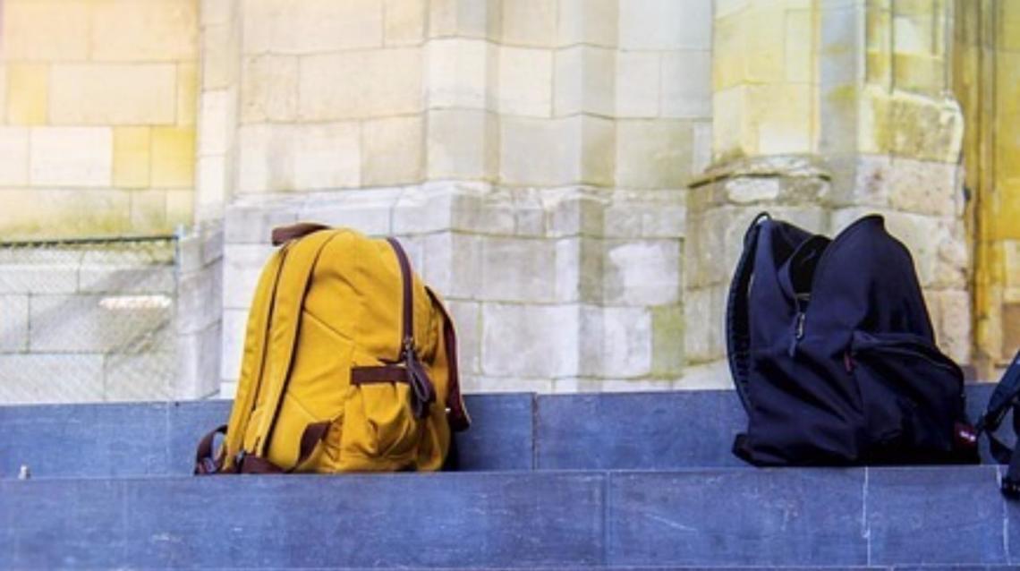 Culprit of Back Pain in Children - The School Bag