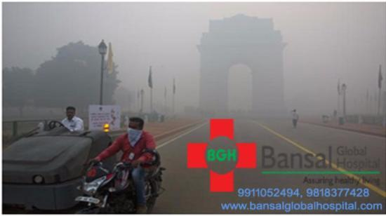 How to Deal With Air Pollution Post Diwali