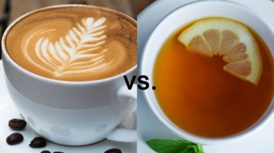 Science Proves Tea Is Better Than Coffee.