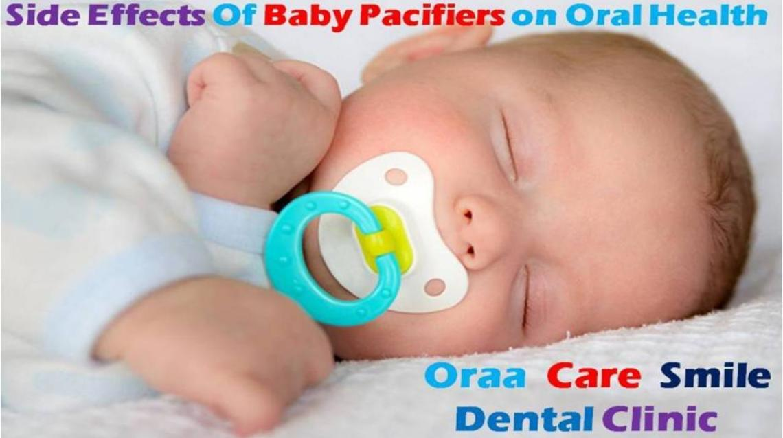 Baby Pacifiers and Oral Health