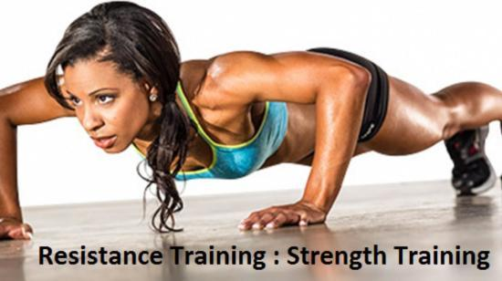 Resistance Training : Strength Training