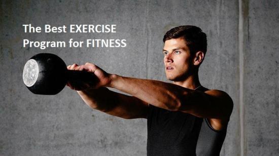 The Best Exercise Program for Fitness