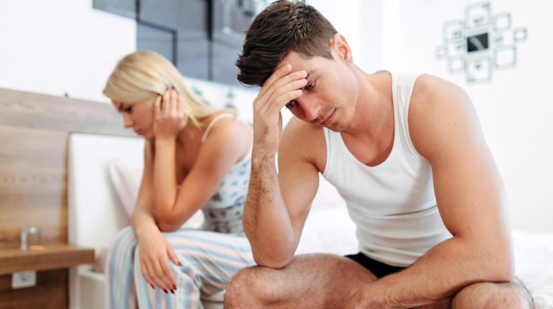 Common Sexual Problem in the Male Erectile Dysfunction & Sexualsolution.