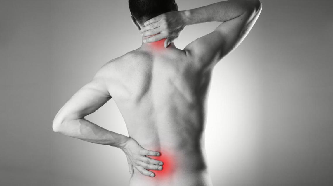 Say No to Back Pain