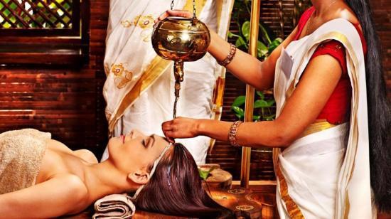 Abhayangam : The Royal Massage