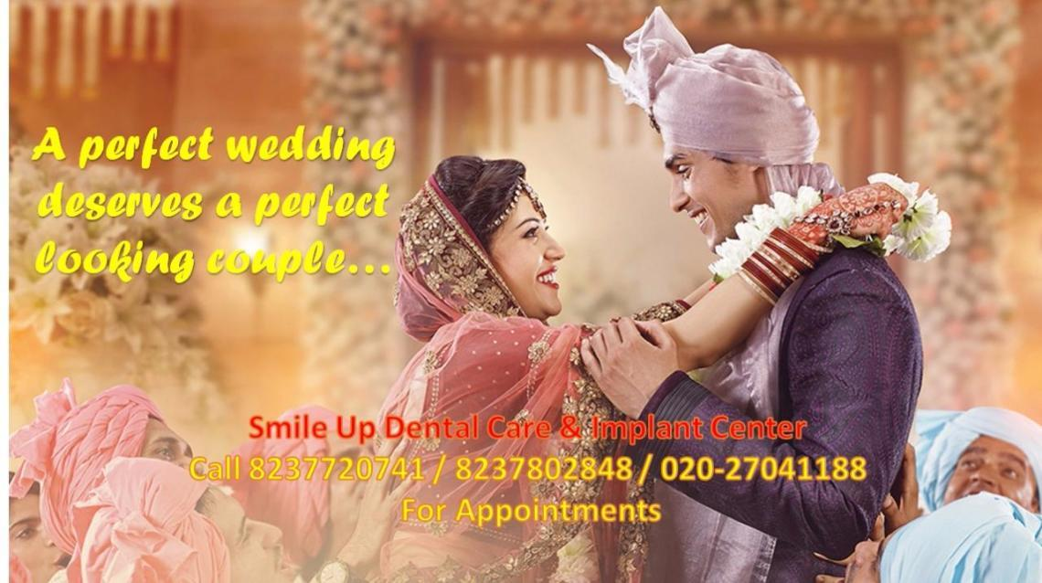 Bridal & Groom Dental Smile Makeover Exclusive Wedding Packages