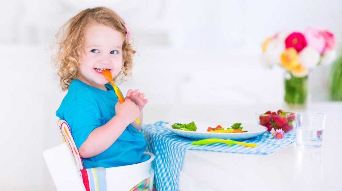 Healthy Way of Feeding Your Toddler (1-3 Years)