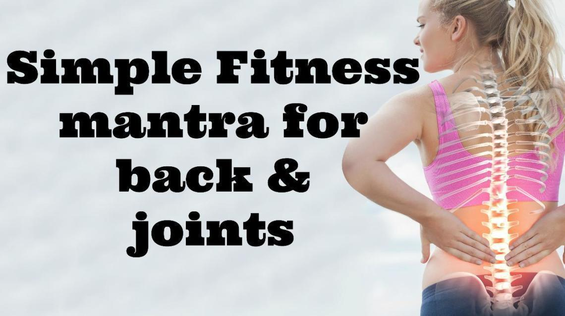 Fitness for Back and Joints