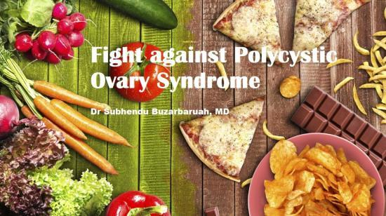 Fight Against Polycystic Ovary Syndrome (Pcos/pcod)