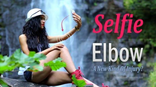 Is Your love for Selfies Giving You Elbow Pain?