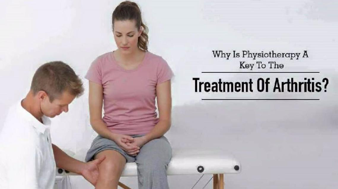 Why Is Physiotherapist a Key to the Treatment of Arthrities ?