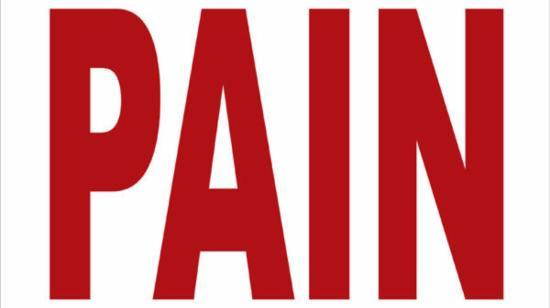 Pain Management: A New Super-Specialty!
