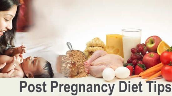 How to Lose Weight Post Pregnancy.